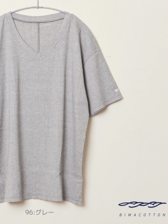V NECK SHORT SLEEVE T-SHIRT5