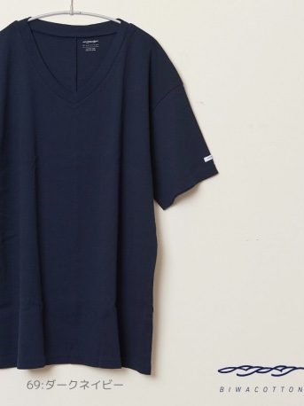 V NECK SHORT SLEEVE T-SHIRT3