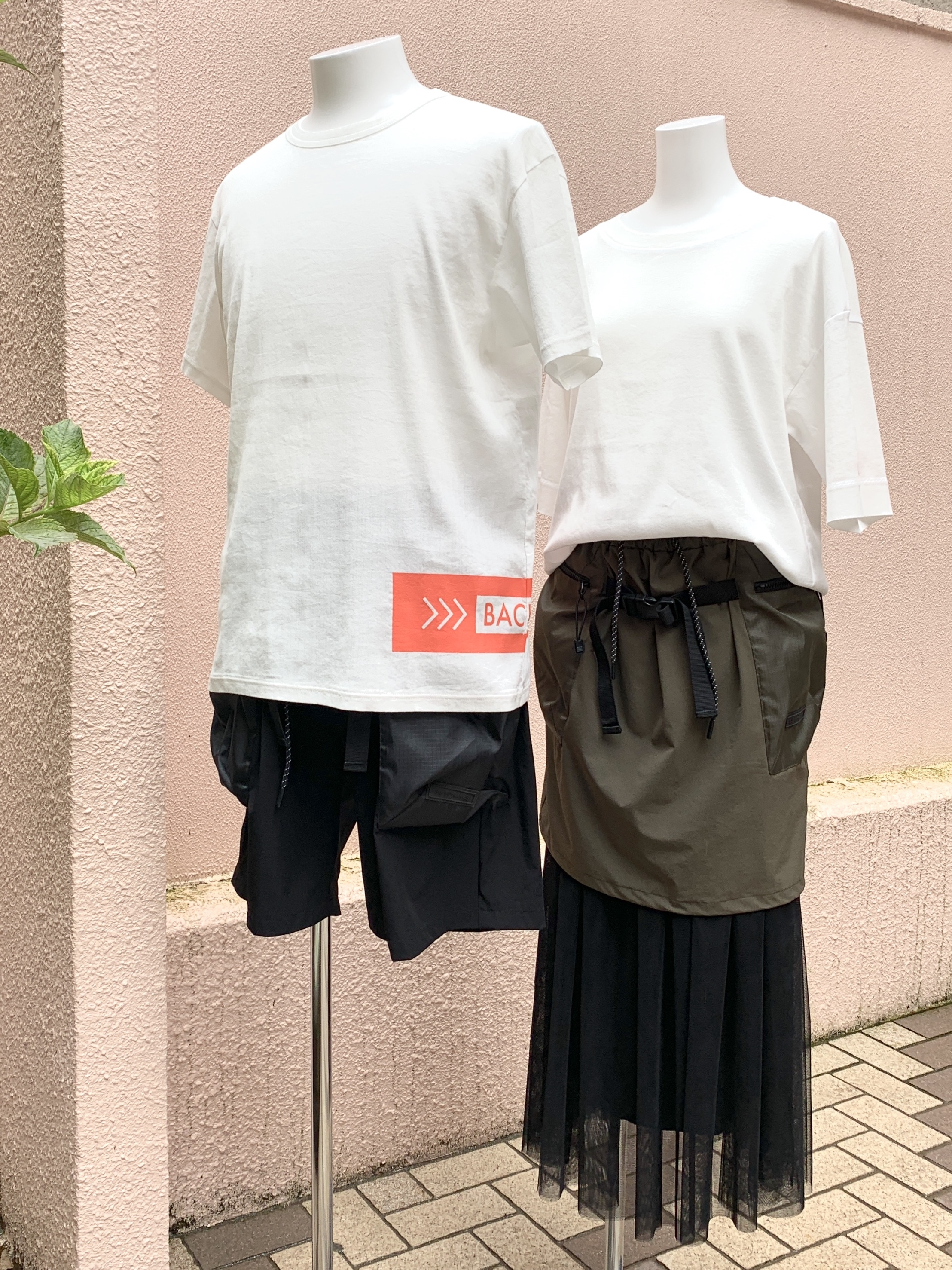 >>>BACKSTAGE  2020 SUMMER STYLING #014