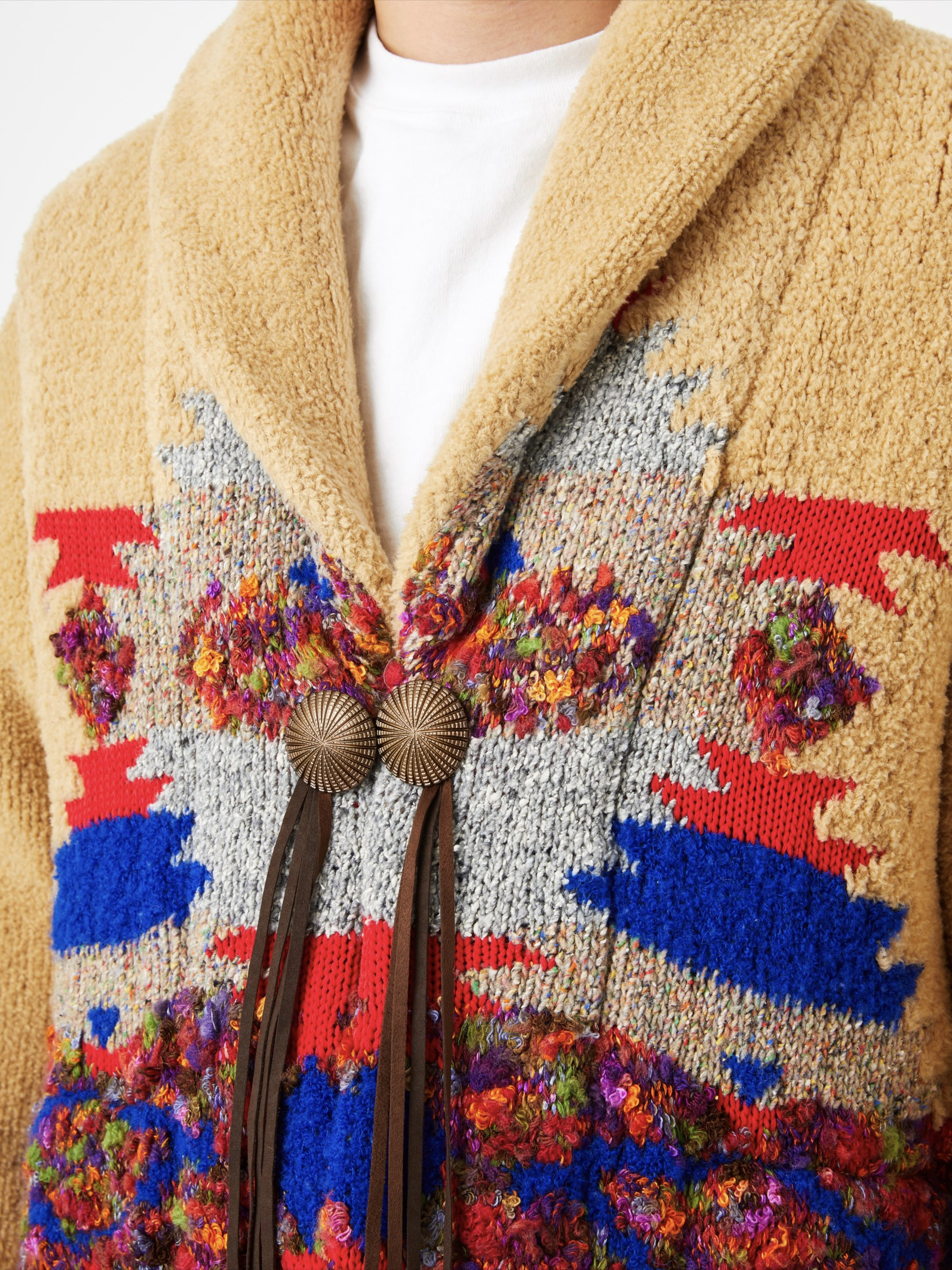 NATIVE JACQUARD COAT2