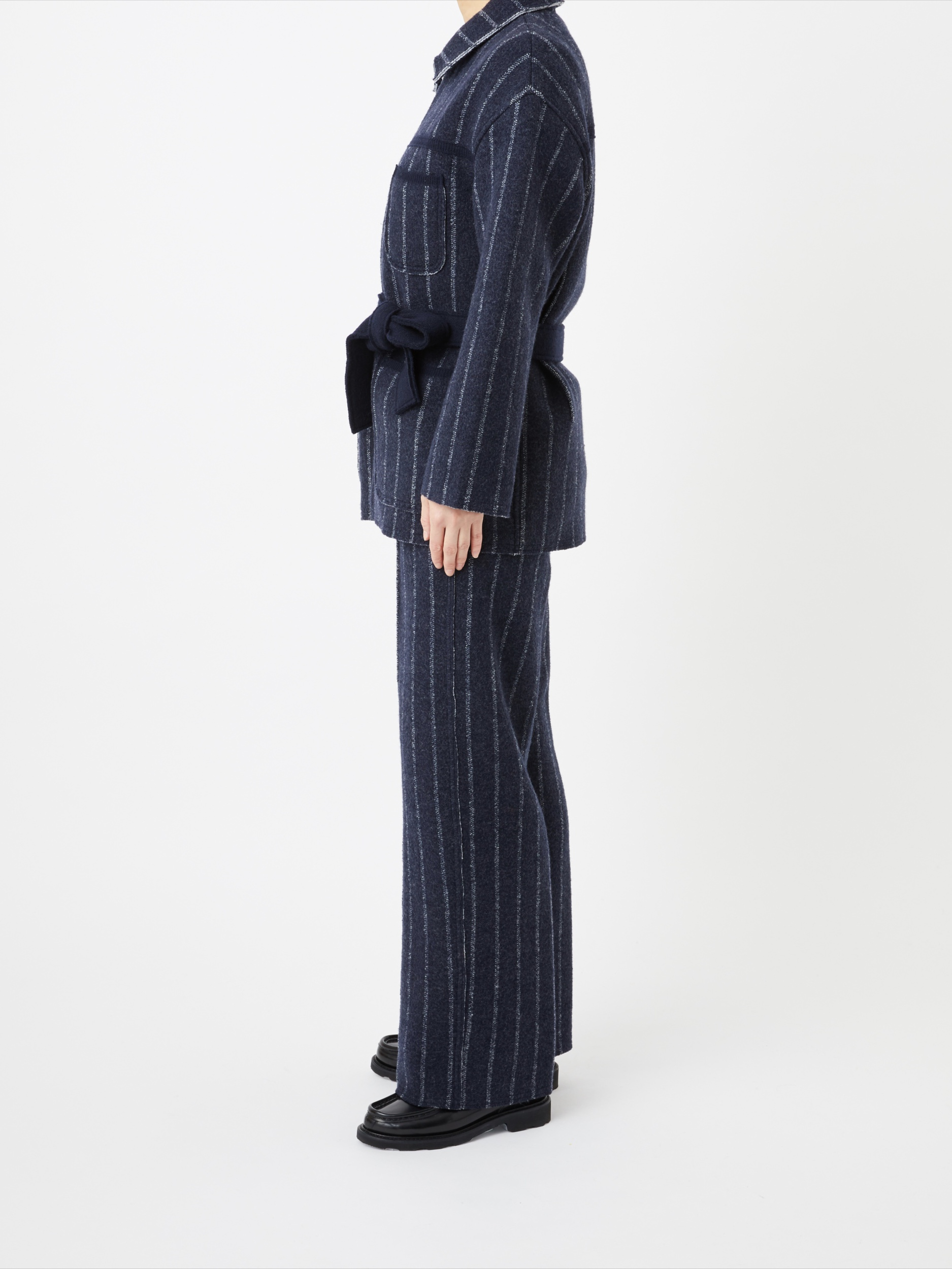 BOILED WOOL KNIT PANT5