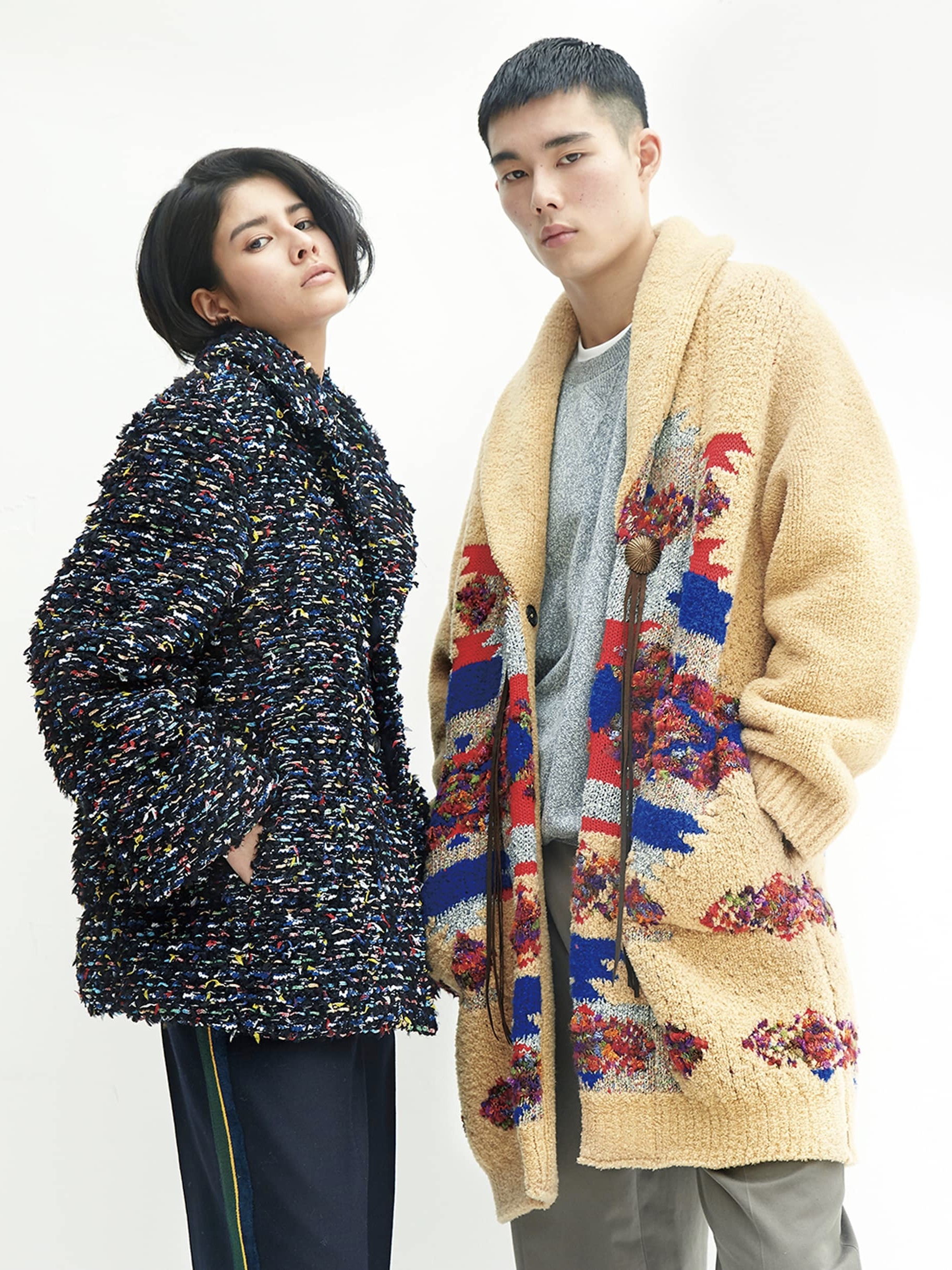 NATIVE JACQUARD COAT3