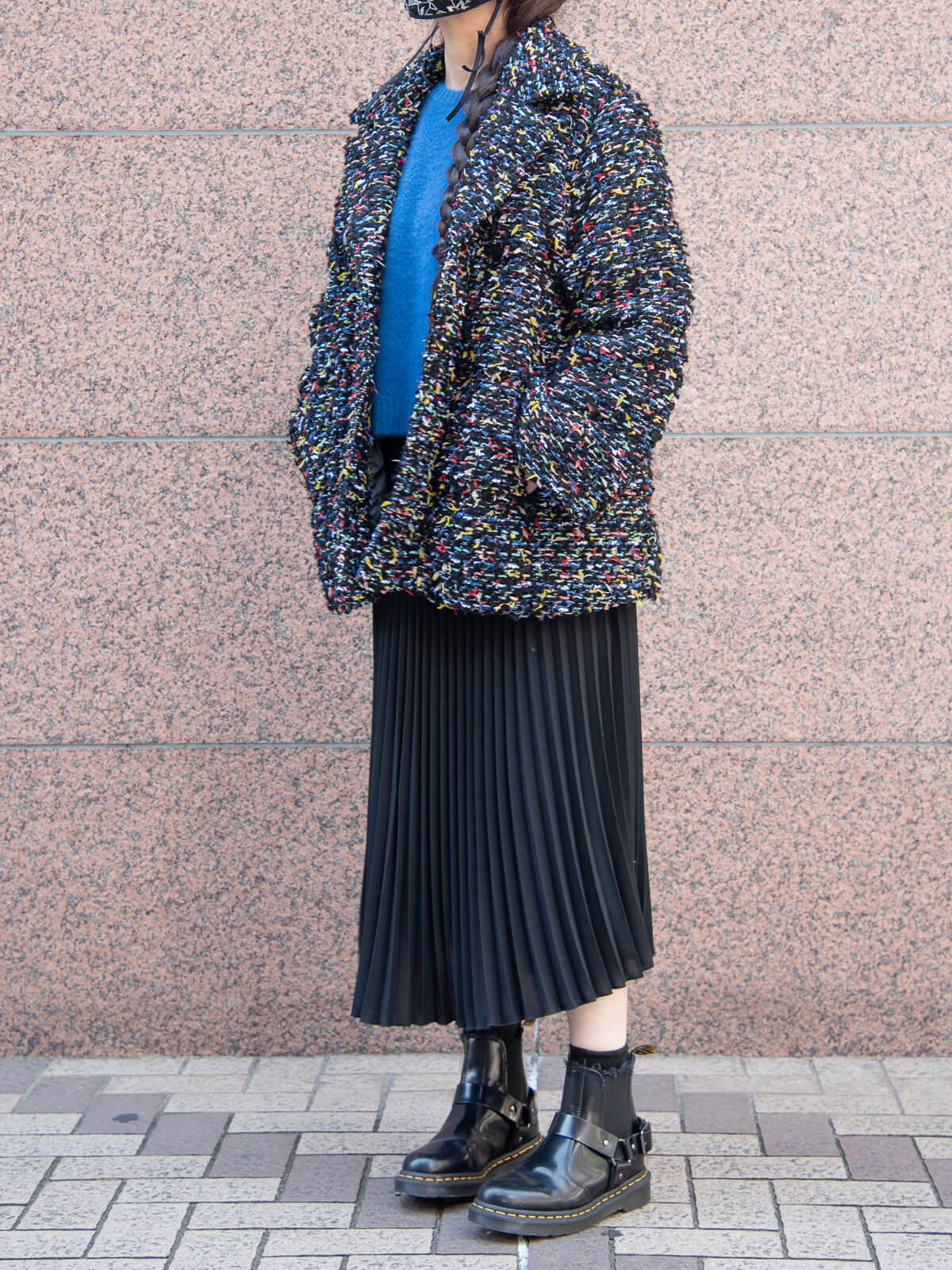 >>>BACKSTAGE  2020 AUTUMN STYLING #0081
