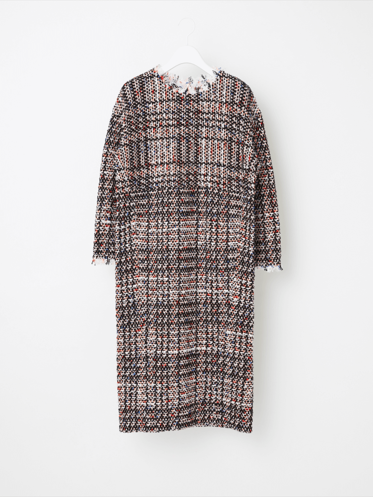 VINTAGE CHECK TWEED ONE-PIECE