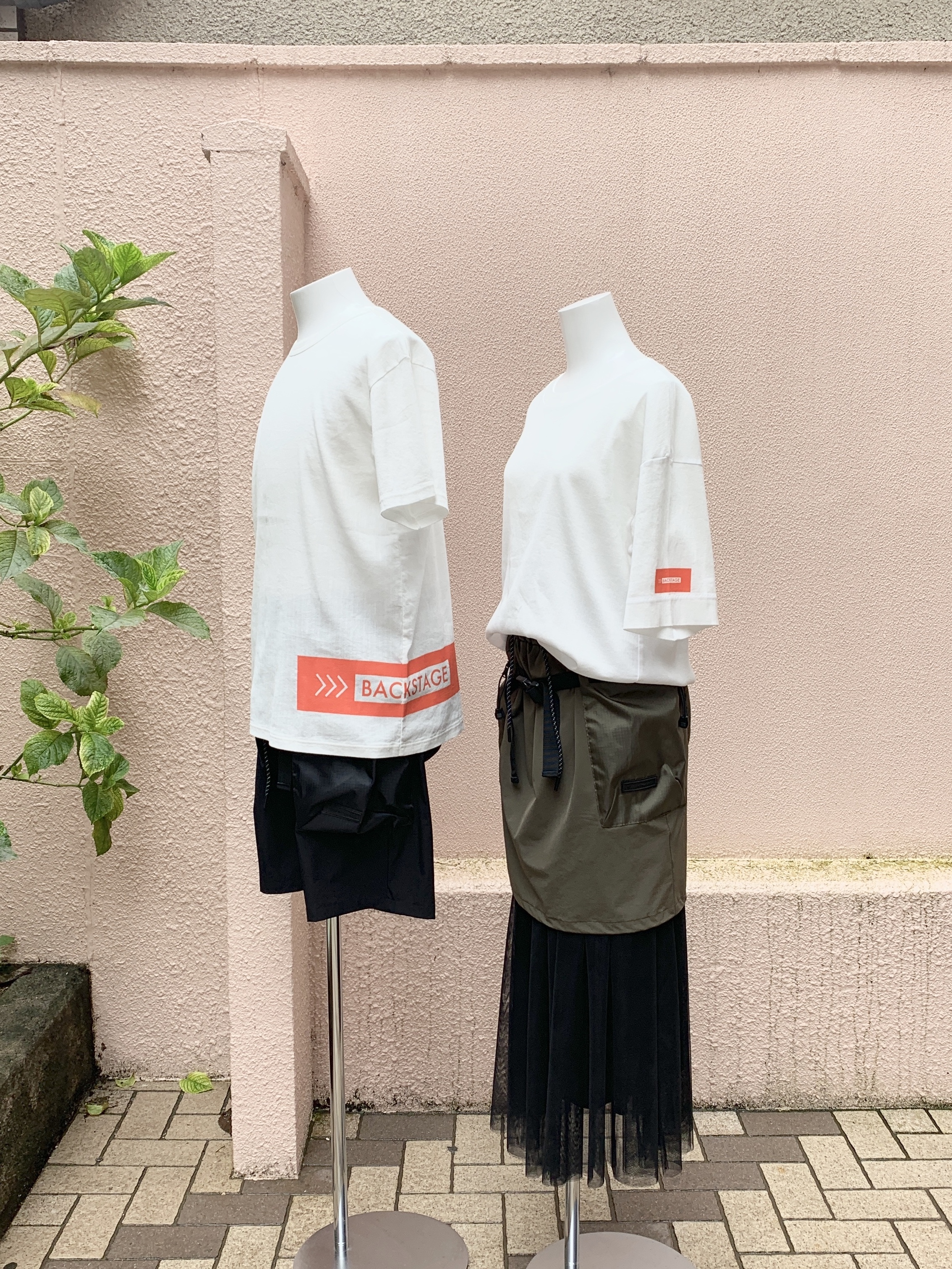 >>>BACKSTAGE  2020 SUMMER STYLING #0154