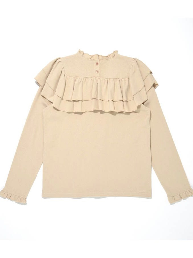 FRILL LONG T-SHIRT5
