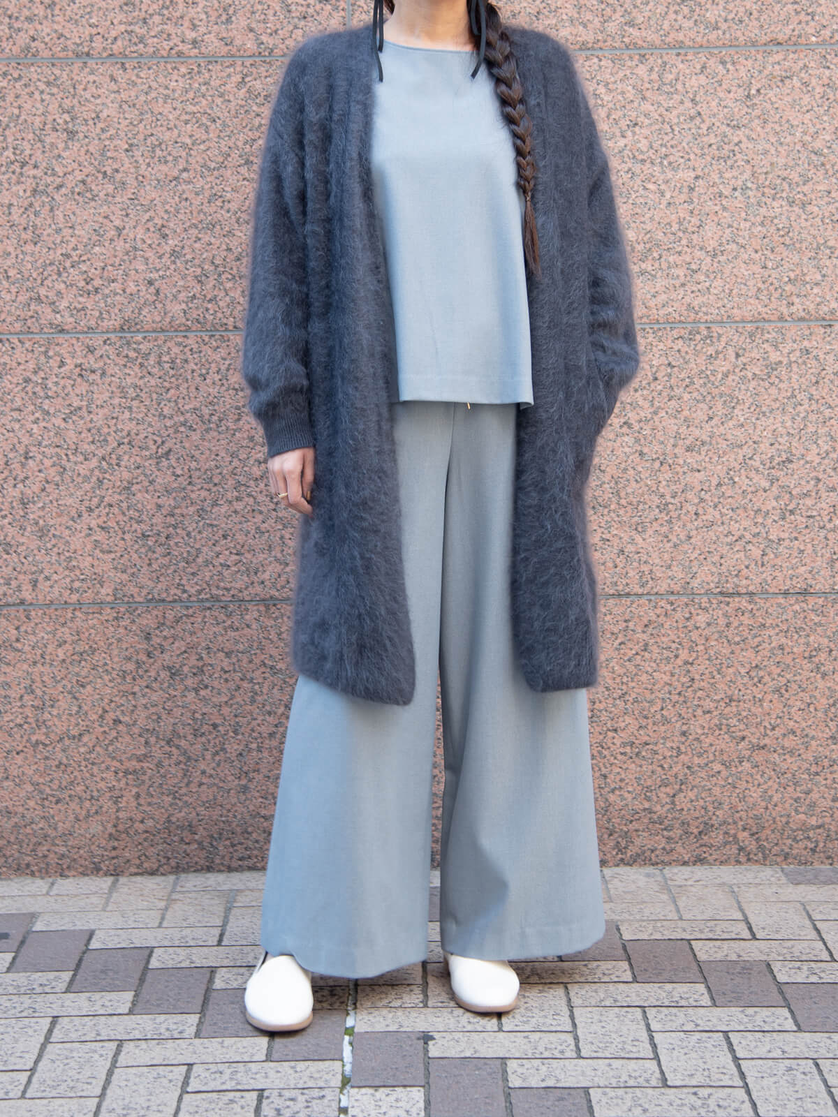 >>>BACKSTAGE  2020 AUTUMN STYLING #0132