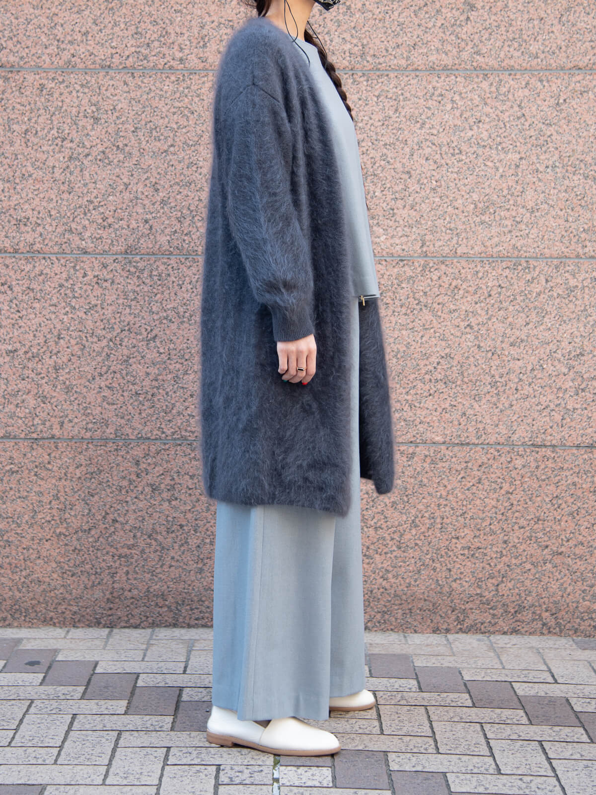 >>>BACKSTAGE  2020 AUTUMN STYLING #0131